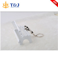>>> IN STOCK HOT sale alloy rhodium plated Cheetah shape keychains eky chains keyrings for men gift