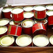 Specification fresh tomato,tomato paste brix 28-30% in can