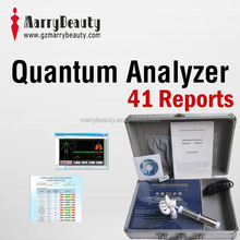 Medical Magnetic Devices Full Body Health Quantum Analyzer with 41 Reports