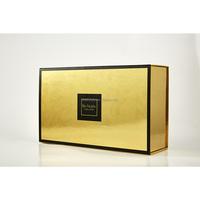 2015 freight saving folding luxury cosmetic packaging