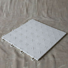 Silver commercial pvc roll flooring for bus Tennis