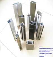 2015 hot sale! best selling 6063-T5 anodizing construction aluminum profile for windows and doors