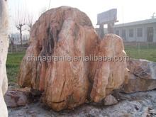 garden landscape boulders/monolith stone