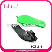 beatiful comfortable pvc slipper plastic shoes women pvc footwear
