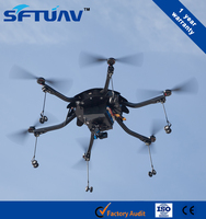 rc helicopter with hd video camera and gps professional drone