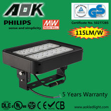 SAA CB CE UL TUV-GS IP67 Color Changing Outdoor LED Flood Light with 5 Years Warranty