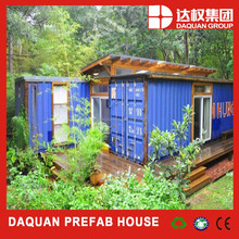 Promotion! DAQUAN modular container house /modular container office /container house finished