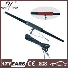 broadcast radio bands auto antenna with amplifier