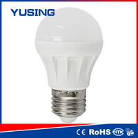 GS led light bulb b22plastic 12wled bulb a95 panera e27/b22