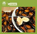 Non-gmo saúde secas sementes pretas da melancia