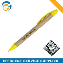 Advertsing Eco Recycle Paper Ball Pen with Cheap Price