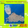 Molecular sieve 4A for drying and removing of CO2 from natural gas
