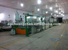 High speed copper core PVC cable making equipment