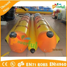 new design funny inflatable water park games/inflatable flying fish price