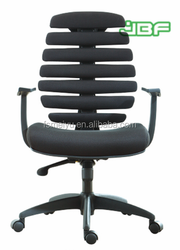 multifunctional office swivel chair with fabric cover-610b