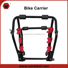 China Manufacturer Hot Sale Cheap Bicycle Rear Carrier Rack For 3 Bikes Loading