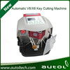 new automatic X6 key cutting machine used key cutting machines for sale same as condor xc-007 master series english version