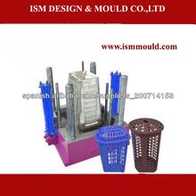 ISM ropa cesto de la ropa molde de inyección