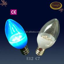 110-240v c7 t22 wall decor night lamp bulb e14 led light