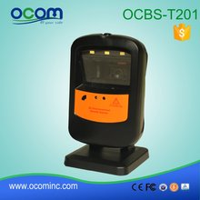 China made high quality handfree qr code scanner for sale(OCBS-T201)
