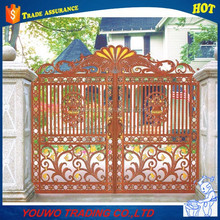 2015 Aluminum Garden Gate, Outdoor Gate, Hotel Gate
