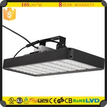 Stainless Steel 280W Outdoor LED UL Flood Lighting Bulbs Fixture Shoebox Stadium Lamp