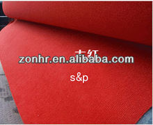 Needle punched,Polyester carpet,exhibition hall carpet