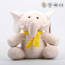 2014 new toys CE marked leather stuffed animals export to Europe