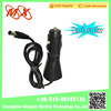 2015 year universal car mobile charger with cable output 12v 2a car cigarette lighter plug power adapter