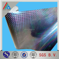 Self Adhesive Holographic Film Holographic Plastic Film