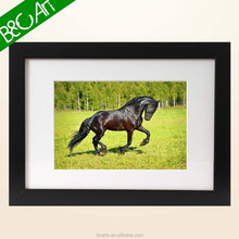 New arrival vivid hamd-painted oil painting horse classic