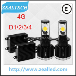 wholesale LED headlight for car 4G D1/2/3/5 series headlight