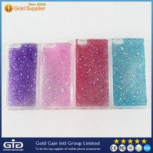 Np-2484 epossidici design luccicante glitter cassa del telefono per iphone 6