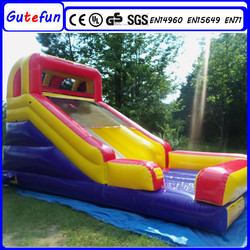 GUTEFUN 2015 new blue water slides with water in it