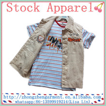 2015 new style spring 2/3 pcs set wholesale price children boy clothing set