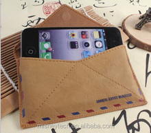 Hot style cow leather smart phone case ebay for iphone case