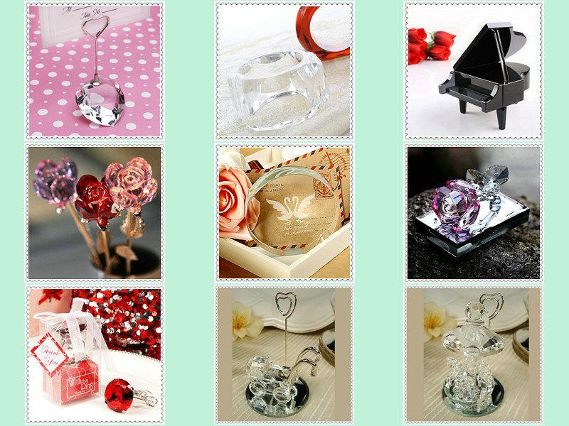 Подарки хрустальная свадьба 88