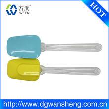 Caliente venta de silicona espátula& pastelería herramientas/eco- ambiente espátulas de silicona