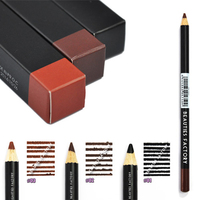 Beauties Factory Makeup Eyebrow Pencil - 3 Colors Available