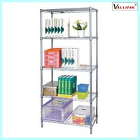 Household powder coating wire light duty metal shelving