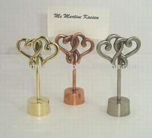 Decorative Place Card Holders