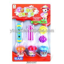 bricolaje inteligencia juguete divertido jugar juguetes de la masa de color de barro