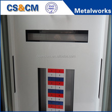 electrical distribution box/meter box/steel enclosure fabrication