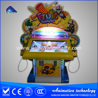 Fruit Commando game machine hitting game machine video whac a mole kids hummer game machines for sale