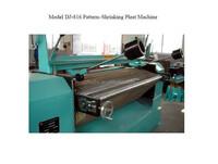 DJ-816 heat press pleating machine for skirt school uniforms