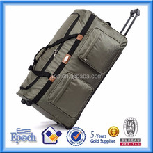 2015 huge capacity travel trolley luggage bag with hot design,vantage travelling bag