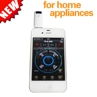 new universal rohs remote control code for DVD player for iphone,ipad,ipod