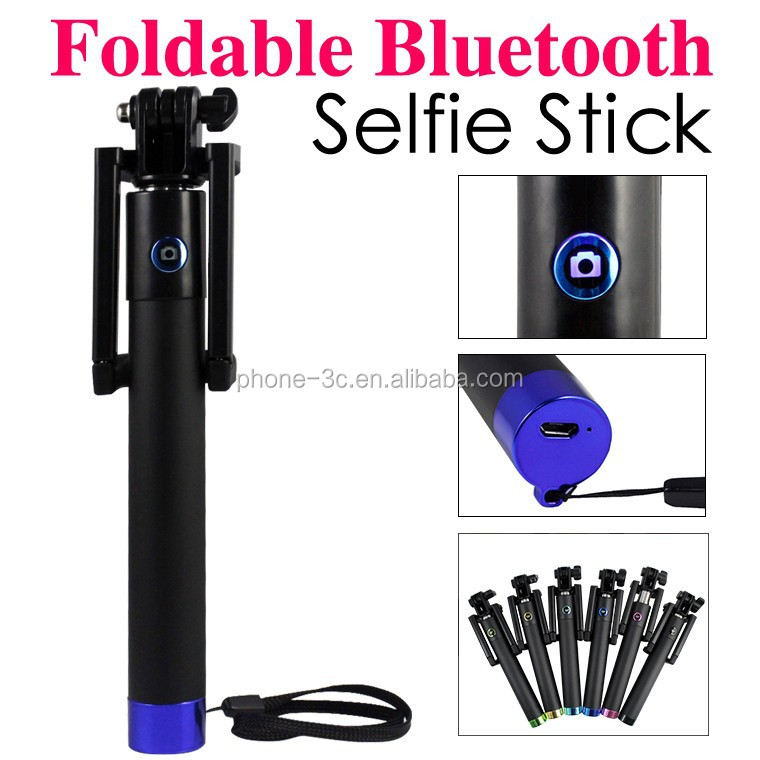 hk amazon camera tripod stand wireless bluetooth selfie stick monopods selfie stick bluetooth. Black Bedroom Furniture Sets. Home Design Ideas