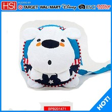 wholesale cute fashion gift backpack animal school bags for kids