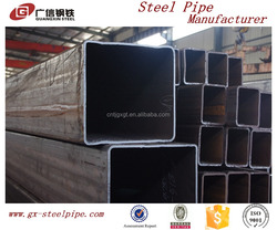 High quality!!green house st35 pre galvanized square tube